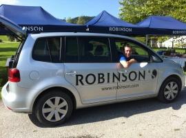 der neue ROBINSON Gäste bloger