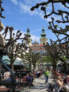 Linz, blog, mosi, werner moser, carolin moser