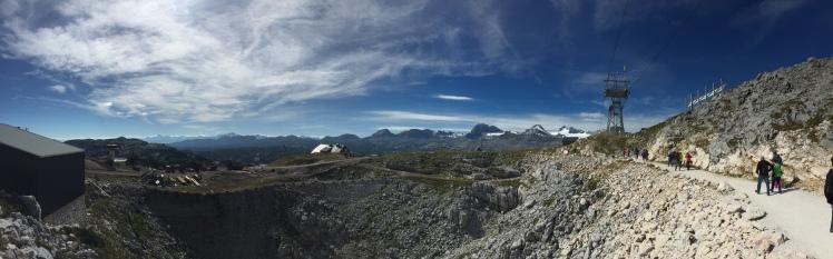 Dachstein, Alpen