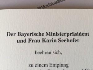 Ehrenamt, bayerische Staatsregierung