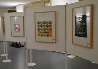 Ausstellung in der Sparkasse Passau