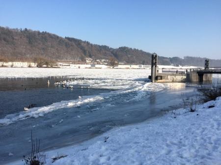 Donau in Eis, travel.mosi-unterwegs.de
