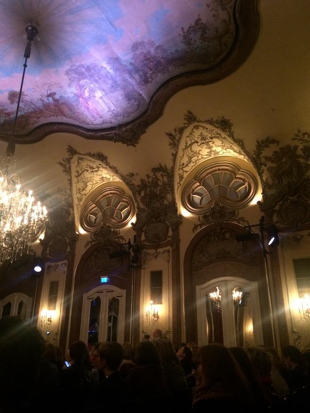 Silbersaal Deutsches Theater München