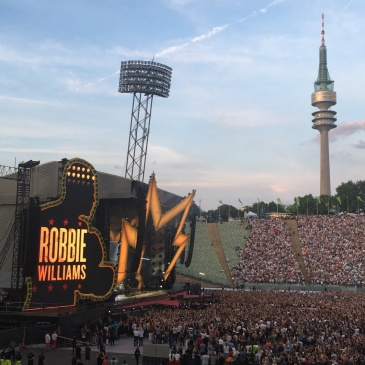 Robbie Williams - München 2017