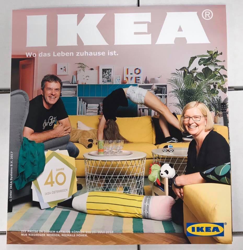 Ikea Cover shooting