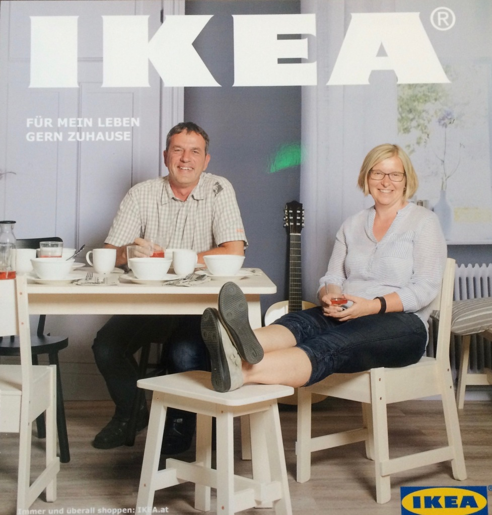 Ikea Cover shooting