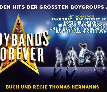 BOYBANDS FOREVER