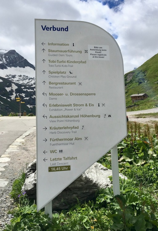 Kaprun mosiunterwegs