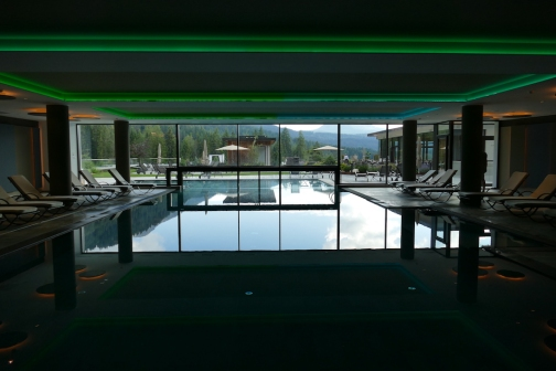 Hotel Christal Obereggen - mosiunterwegs