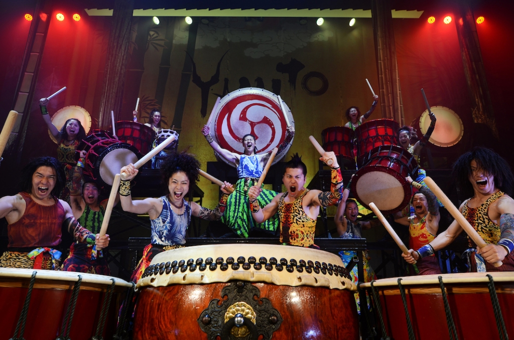 YAMATO – THE DRUMMERS OF JAPAN - mosiunterwegs