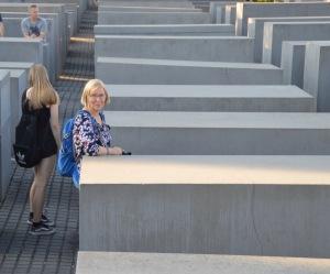 Holocaust-Mahnmal – Berlin mosiunterwegs