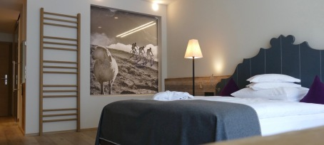 Design- und Wellnesshotel Bergland - mosiunterwegs