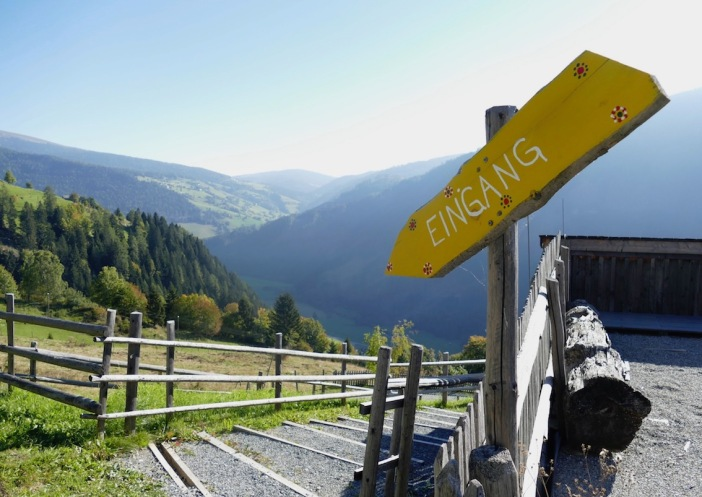 Almdorf Seinerzeit - mOsi-unterwegs