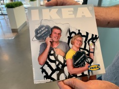 IKEA Covershooting