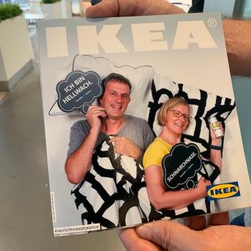 IKEA Covershooting