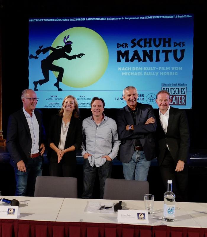 Der Schuh des Manitu - DerKulturblog