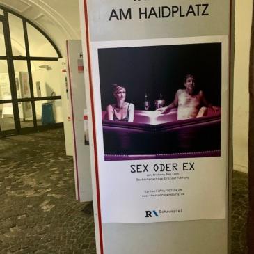 Sex oder Ex - DerKulturblog