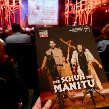 #DerKulturBlog Der Schuh des Manitu - Musical im Deutschen Theater München